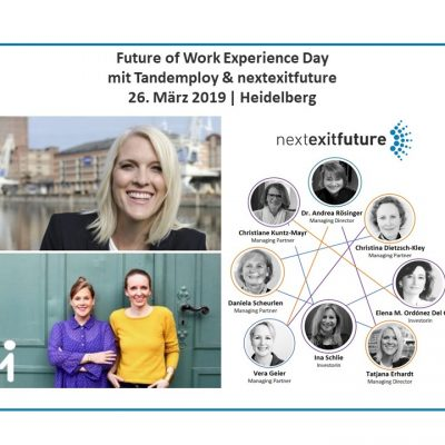 Future of Work Experience Day Heidelberg